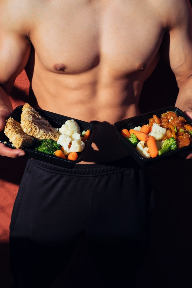 Eat Well For Better Erections