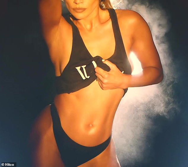 JLo Unleashes Another Super Sexy Video