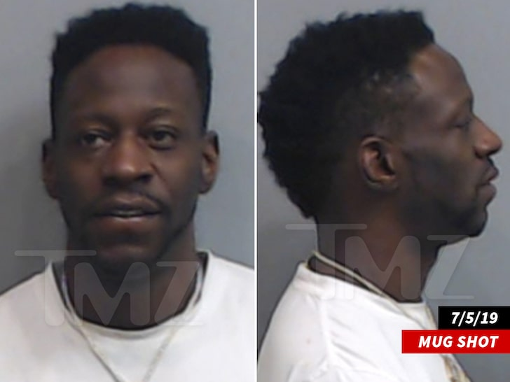 Rapper Arrested for Hurling Pudding at his GF