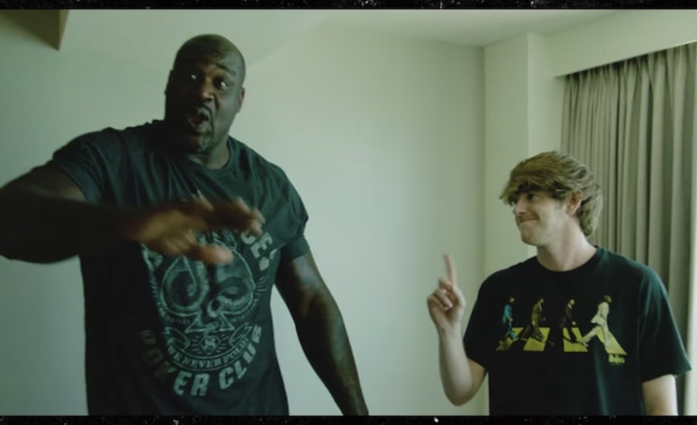 Shaq Has a Music Video???