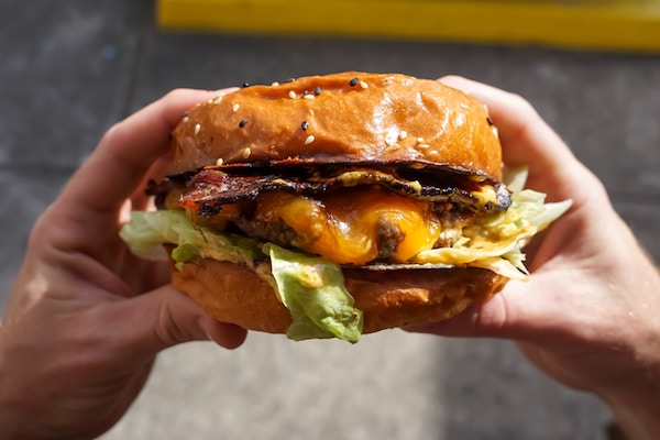 Eating Fast Food Could Make You Infertile