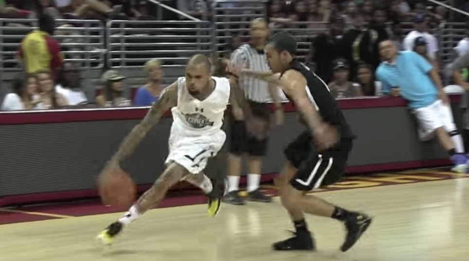 Should Chris Brown Have Been in the NBA?