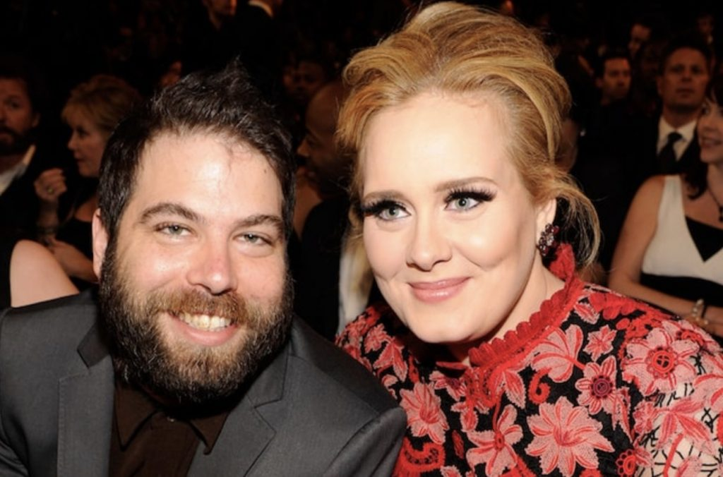 Adele Files For Divorce