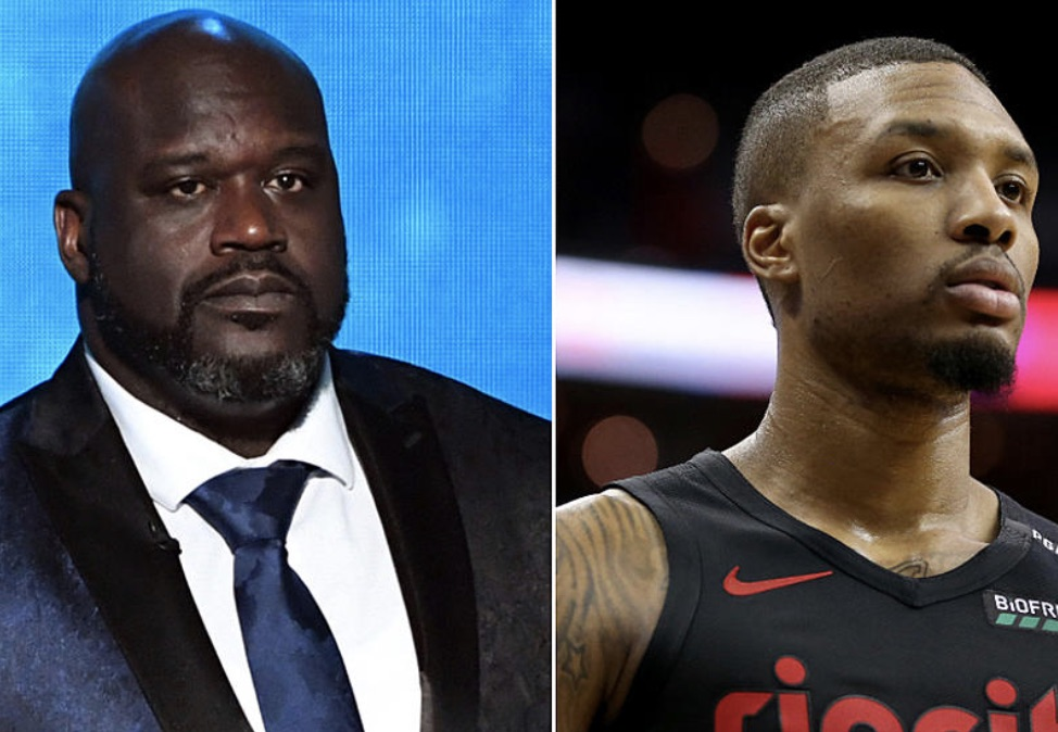 Shaq Releases 2nd Round of Rap Battle with Damian Lillard