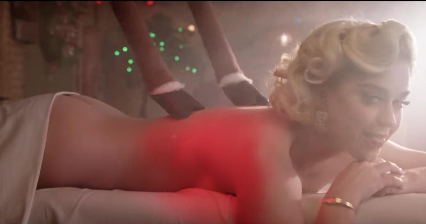 Tushy Tuesday: Katy Perry's New Bootyful Music Video